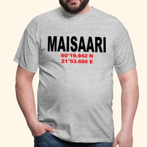 Maisaari T-shirt - Miesten t-paita