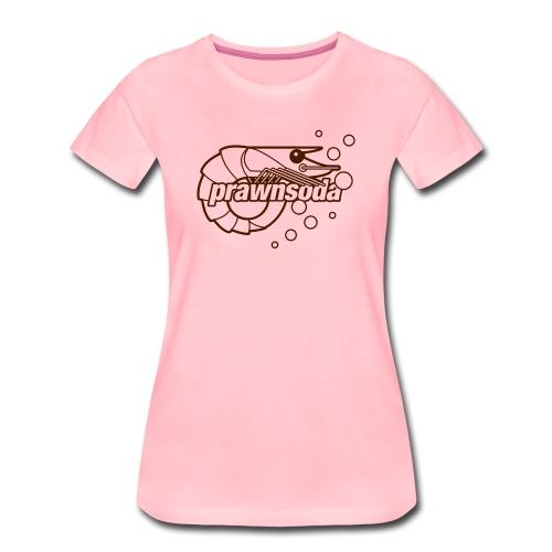 Prawnsoda 1 - Women's Premium T-Shirt