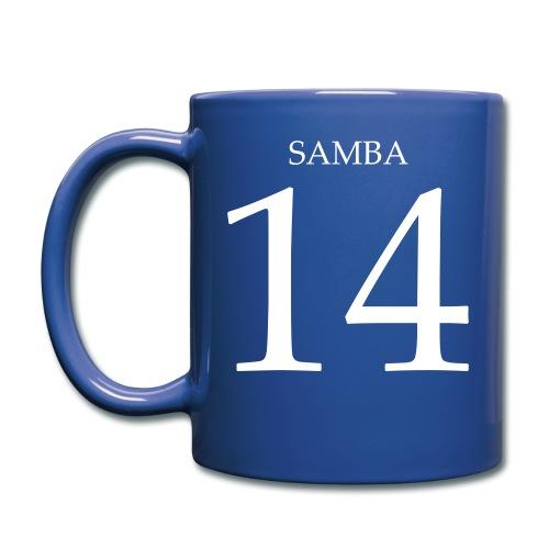 Samba Mugg Ölme - Enfärgad mugg
