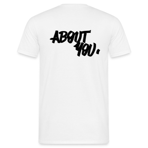 ABOUT YOU. FRONT/BACK - T-shirt Homme