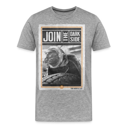 JOIN THE DARK SIDE - T-shirt Premium Homme