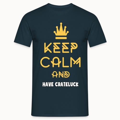 CrateLuck Shirt - Männer T-Shirt