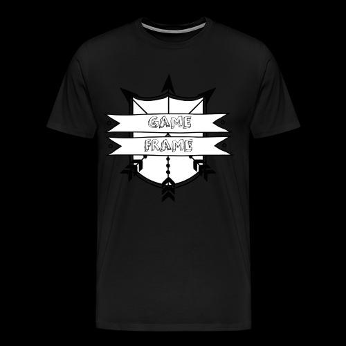 Männer T-shirt GameFrame - Männer Premium T-Shirt