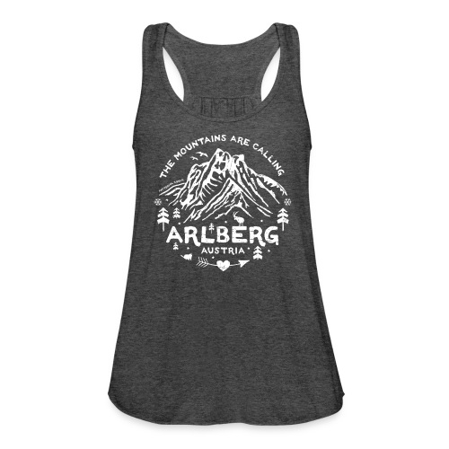 Arlberg - Mountains are Calling - Frauen Tank Top von Bella