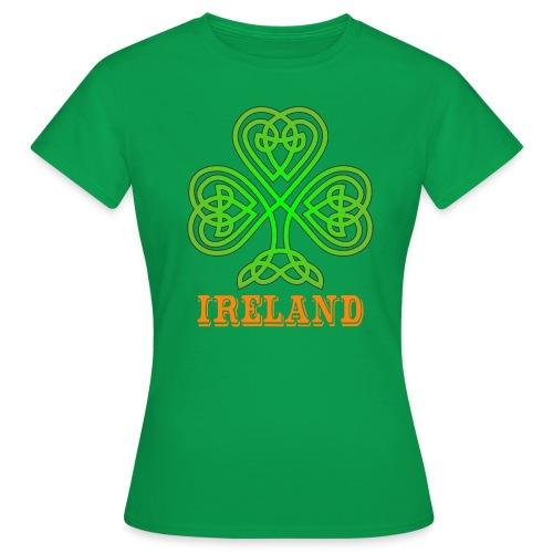 Ireland - Irlande - T-shirt Femme