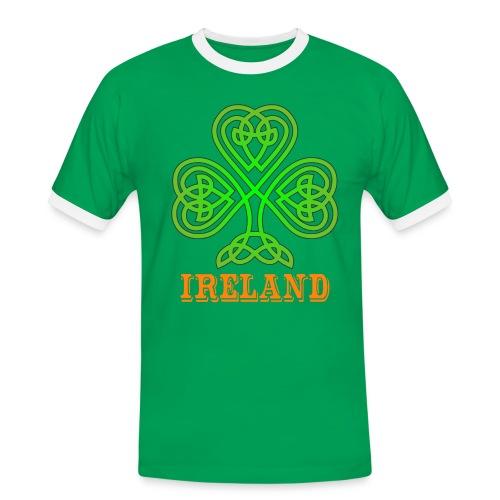 Ireland - Irlande - T-shirt contrasté Homme