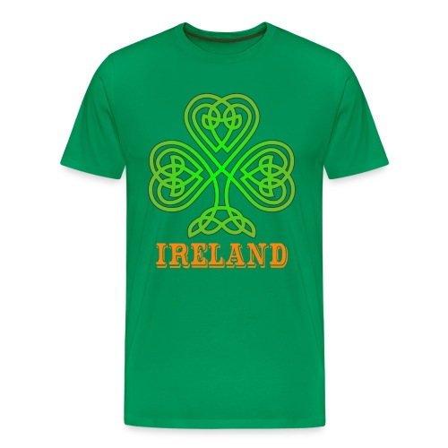 Ireland - Irlande - T-shirt Premium Homme