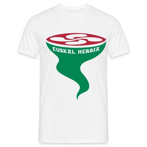 Euskal Herria Lauburu - T-shirt Homme