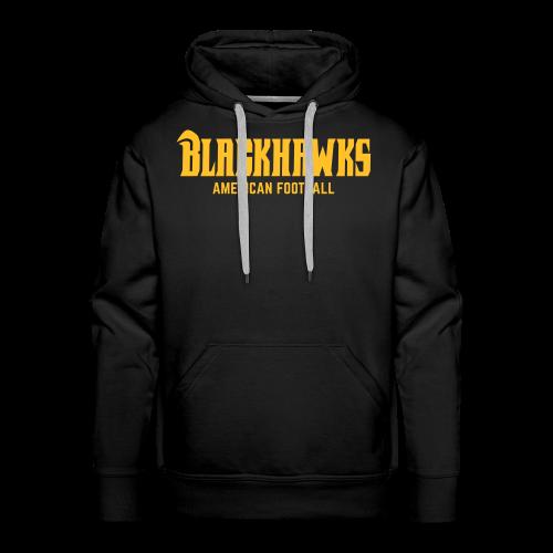 Blackhawks Hoodie Men - Männer Premium Hoodie