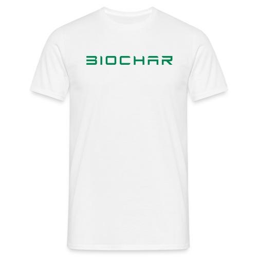 Biochar - Men's T-Shirt