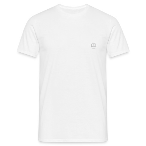 Sprühherz - Männer T-Shirt