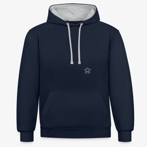 FSM Pirate Powder Monkey - Contrast Colour Hoodie