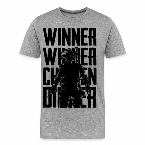 Winner Winner Shirt  - Men's Premium T-Shirt