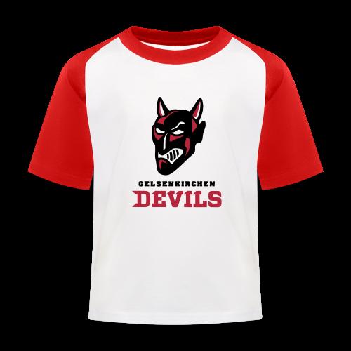 White Noise Kids - Kinder Baseball T-Shirt