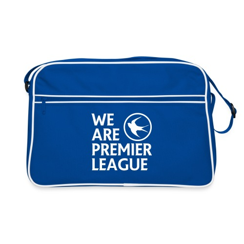 Cardiff City FC - Bag - Retro Bag