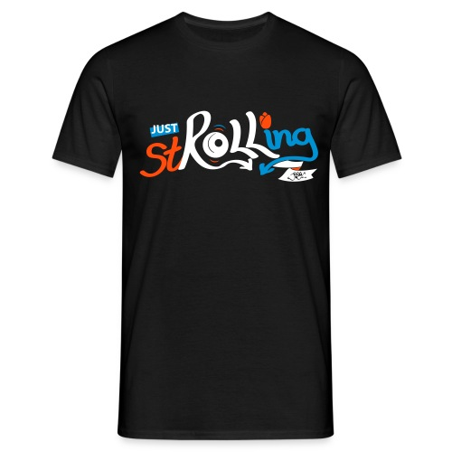 Just stROLLing (in Holland) - Men's T-Shirt