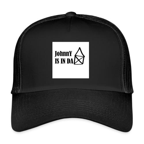 Johnny i in da House - Trucker Cap