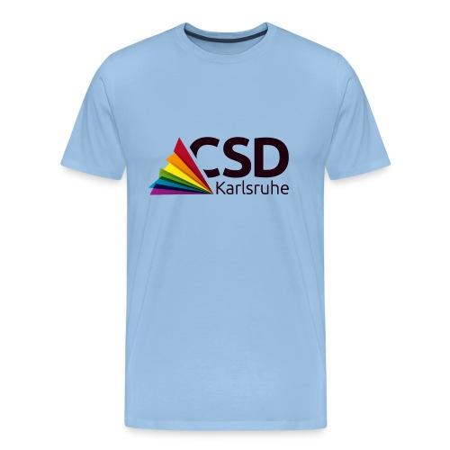 Männer-Premium-Shirt - Männer Premium T-Shirt