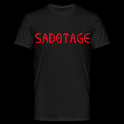 SADOTAGE - Men's T-Shirt
