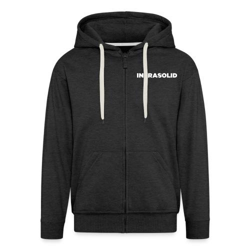 SIH Hoodie - Infrasolid - Männer Premium Kapuzenjacke