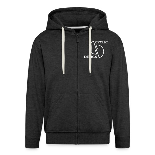 SIH Hoodie - Cyclic Design - Männer Premium Kapuzenjacke