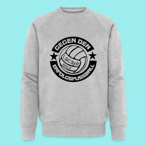 SCS | Pullover Gegen den Erfolgsfussball (Bio) - Männer Bio-Sweatshirt von Stanley & Stella