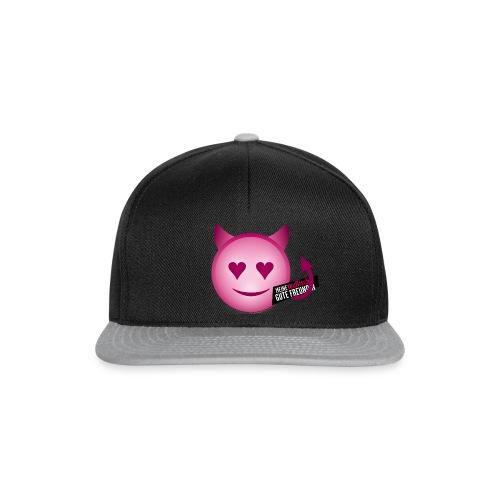 Teufel Emoji - Snapback Cap