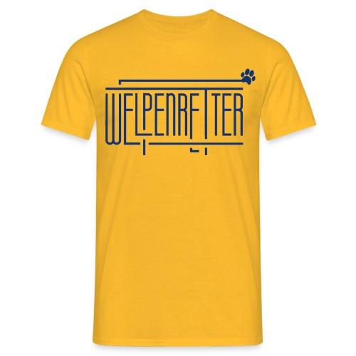 Welpenretter   - Männer T-Shirt
