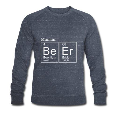 Bier (Beer) Periodensystem der Elemente - Männer Bio-Sweatshirt von Stanley & Stella