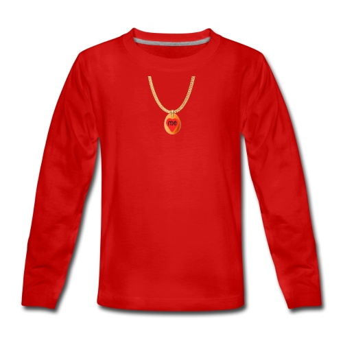 04 Teenager Shirt I love me - Teenager Premium Langarmshirt
