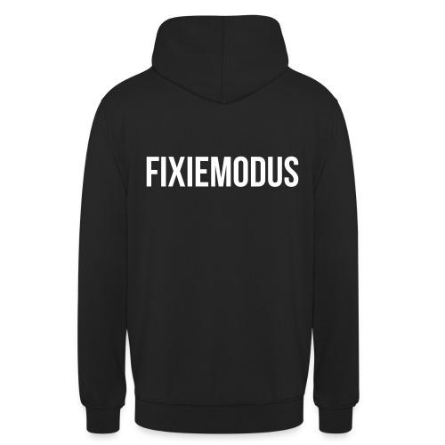 FIXIEMODUS KAPUTZENPULLI UNISEX - Unisex Hoodie