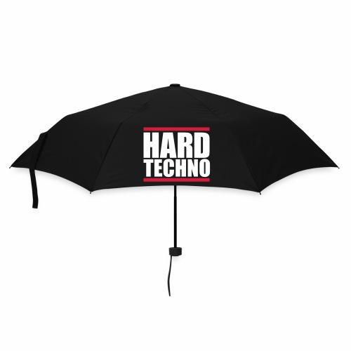 Hard Techno - Regenschirm - Regenschirm (klein)