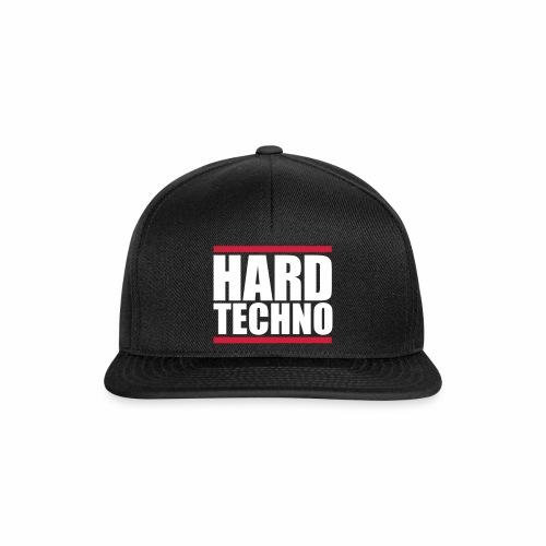 Hard Techno - Cap - Snapback Cap