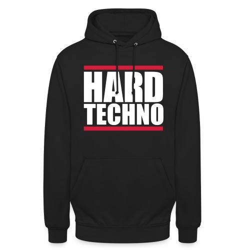 Hard Techno - Hoodie - Unisex Hoodie