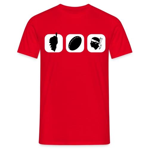 Corsica Boxes - T-shirt Homme