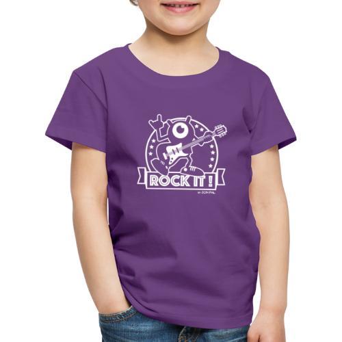 Jimy - Rock it - Kids' Premium T-Shirt