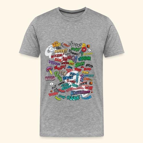 FWSBerlin Comic Explosion 2018 - Männer Premium T-Shirt