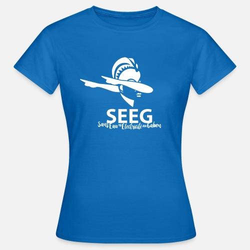 #DabeAvecLaSEEG! | NC - T-shirt Femme