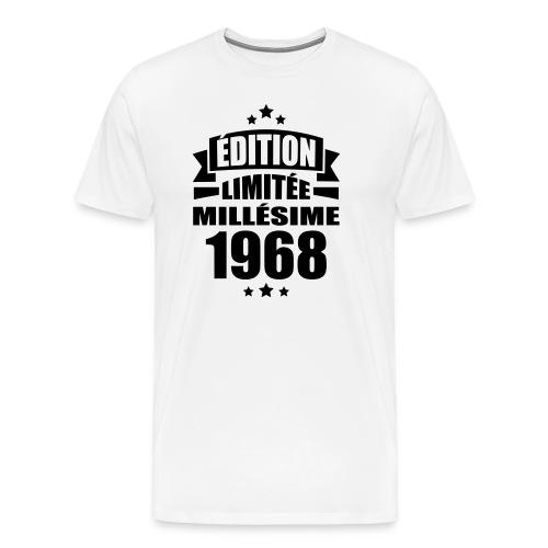 Edition limitée millésime 1968 - T-shirt Premium Homme