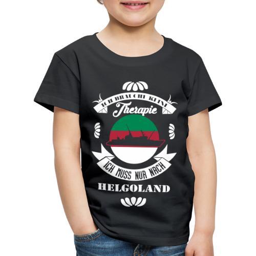 Helgoland Shirt by Bine - Kinder Premium T-Shirt