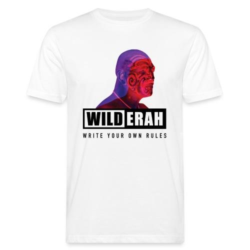 MENS ORGANIC MAORI CHIEF TEE - Men's Organic T-shirt