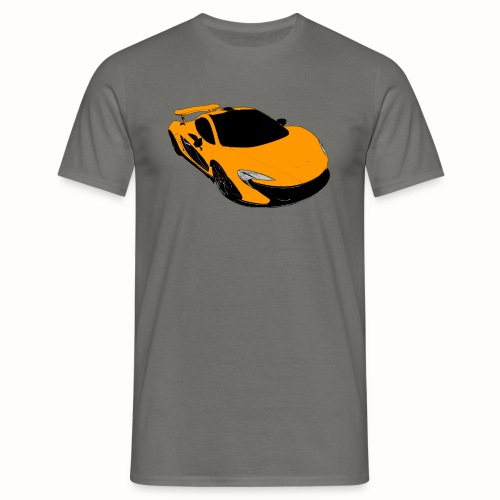 T-Shirt Papaya - Men's T-Shirt
