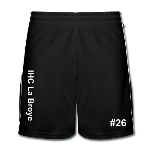 Short Sport - Short de football Homme