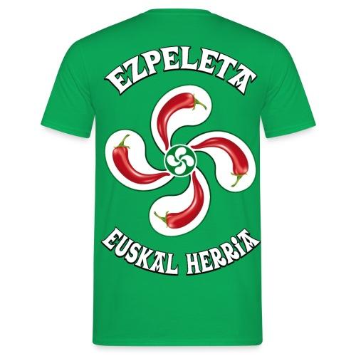 Ezpeleta - Espelette - T-shirt Homme