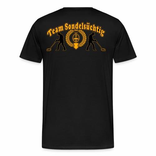 Team Sondelsüchtig Shirt - Männer Premium T-Shirt