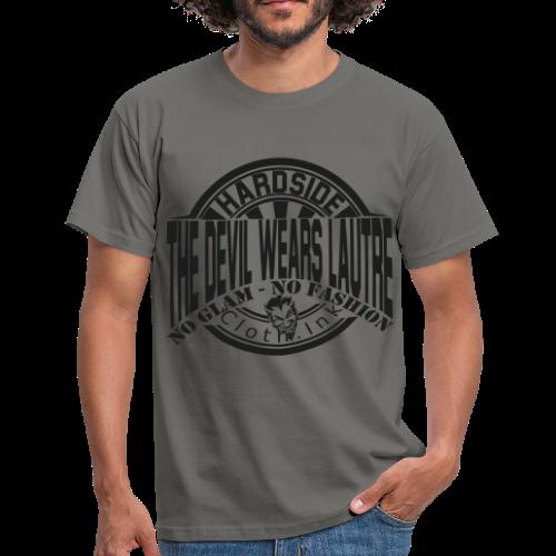THE DEVIL WEARS LAUTRE - NO GLAM. NO FASHION - Männer T-Shirt