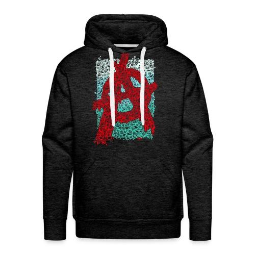 ANARCAPS Sky / Man Sweatshirt - Sweat-shirt à capuche Premium pour hommes