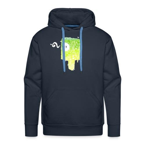 Horror Cap / Man Sweatshirt - Sweat-shirt à capuche Premium pour hommes