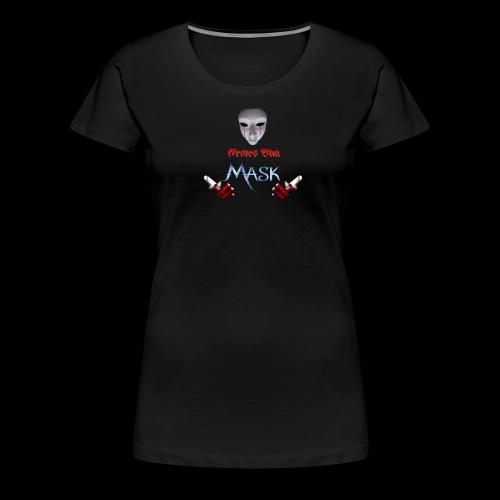 06 Frauen T-Shirt - Erstes Blut - Frauen Premium T-Shirt
