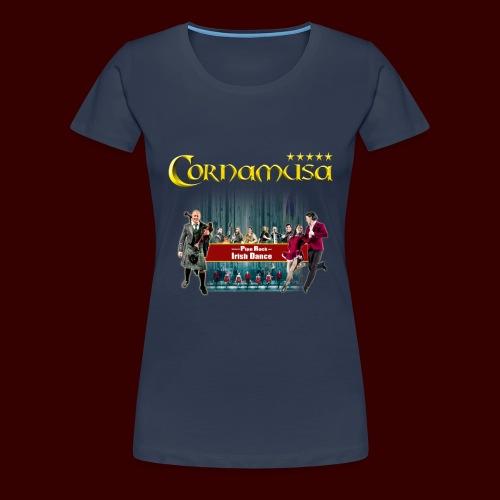 Frauen T-Shirt Cornamusa 2018 - Frauen Premium T-Shirt